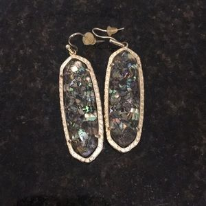 Kendra Scott earrings! Used but great condition